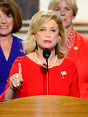 United States Representative Carolyn Maloney (Democrat of New York) makes remarks with the Democratic Women of the U.S. House at the 2012 Democratic National Convention in Charlotte, North Carolina on Tuesday, September 4, 2012.  .Credit: Ron Sachs / CNP.(RESTRICTION: NO New York or New Jersey Newspapers or newspapers within a 75 mile radius of New York City)