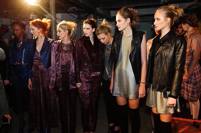 VEDA: Mercedes Benz Fashion Week Fall/Winter 2012