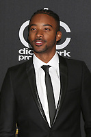 LOS ANGELES - NOV 4:  Algee Smith at the Hollywood Film Awards 2018 at the Beverly Hilton Hotel on November 4, 2018 in Beverly Hills, CA