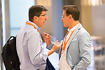 Juan Marin (l), Vice-president of Andalusian government, with Ciudadanos member before the General Council. July 29, 2019. (ALTERPHOTOS/Francis González)
