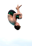 SLCC's Zachary Beck competes during the 53rd annual Country Club League diving championships Wednesday, Aug. 8, 2012, in Sandy, Utah. (© 2012 Douglas C. Pizac)