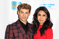 LOS ANGELES - OCT 28: Garrett Clayton, Ashley Argota at The Actors Fund's 2018 Looking Ahead Awards at the Taglyan Complex on October, 2018 in Los Angeles, California