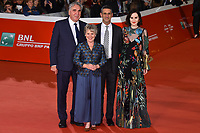 Michael Engler, Imelda Staunton, Jim Carter, Michelle Dockery,<br /> Downtown Abbey Red Carpet<br /> Roma 19-10-2019 Auditorium Parco della Musica <br /> Rome Film festival <br /> Photo Massimo Insabato / Insidefoto
