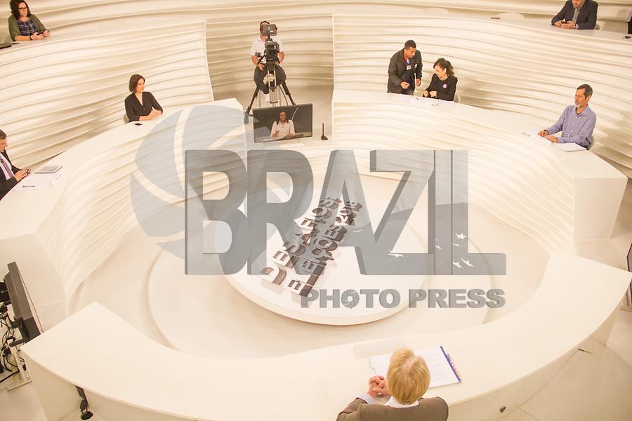 SÃO PAULO, SP, 01.10.2018 – ELEIÇÕES 2018 – Debate dos vice candidatos a Presidência da Republica durante programa Roda Viva da TV Cultura na noite desta segunda-feira, 01. (Foto: Danilo Fernandes/Brazil Photo Press)