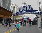The start of the Jr 1 Mile race during the 6th Annual Reno 5000 Downtown River Run on Saturday, April 6, 2019.