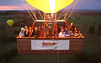 20130616 June 16 Hot Air Balloon Gold Coast