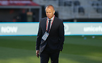 WASHINGTON D.C. - OCTOBER 11: Earnie Stewart of the United States during warm ups prior to their Nations League game versus Cuba at Audi Field, on October 11, 2019 in Washington D.C.