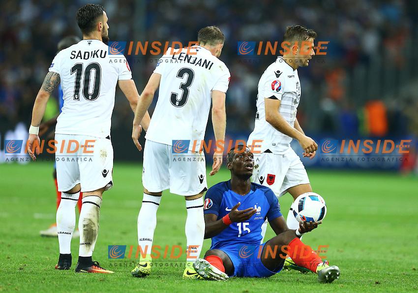 Paul Pogba Francia<br /> Marseille 15-06-2016 Stade Velodrome Footballl Euro2016 France - Albania  / Francia - Albania Group Stage Group A. Foto Matteo Ciambelli / Insidefoto