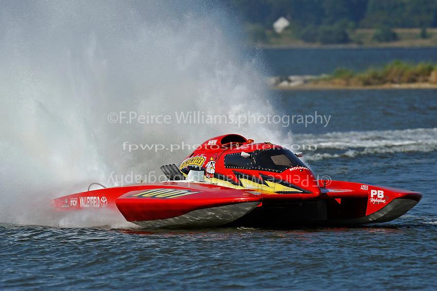 "Norman Shannon, GP-1001 ""Miss Dinomytes"" (Grand Prix Hydroplane(s)"