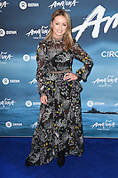 Ola Jordan<br /> at the Cirque du Soleil &quot;Amaluna&quot; 1st night, Royal Albert Hall, Knightsbridge, London.<br /> <br /> <br /> &copy;Ash Knotek  D3218  12/01/2017