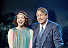 Mack and mabel <br /> Music and Lyrics by JERRY HERMAN Book by MICHAEL STEWART<br /> at the Festival Theatre, Chichester, Great Britain <br /> Press photocall <br /> 20th July 2015 <br /> <br /> <br /> Michael Ball as Mack Sennett<br /> <br /> Rebecca LaChance as Mabel Normand <br /> <br /> Book revised by FRANCINE PASCAL<br /> <br /> <br /> Photograph by Elliott Franks <br /> Image licensed to Elliott Franks Photography Services