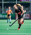 AMSTELVEEN  - Lana Kalse (A'dam)   Hoofdklasse hockey dames ,competitie, dames, Amsterdam-Groningen (9-0) .     COPYRIGHT KOEN SUYK