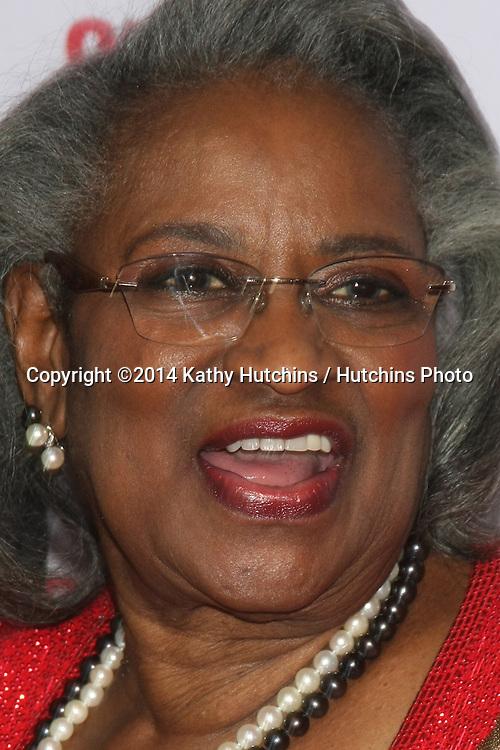 "SANTA BARBARA - DEC 6:  Juanita Abernathy at the ""Selma"" & Legends Who Paved the Way Gala at the Bacara Resort & Spa on December 6, 2014 in Goleta, CA"