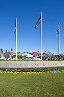 Richard Nixon Library Yorba Linda
