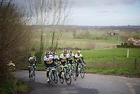 Ronde van Vlaanderen 2016 recon with Team LottoNL-Jumbo