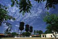 3 caixas d´água históricas no centro de Porto Velho - Rondônia<br />setembro de 2003