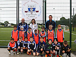 Kilegrand Teams at the Under 9 and Under 11 Kids Blitz at EMU Pitches.