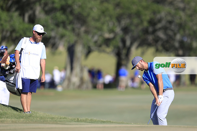 Kevin Chappell (USA) during round 3 of the Players, TPC Sawgrass, Championship Way, Ponte Vedra Beach, FL 32082, USA. 14/05/2016.<br /> Picture: Golffile | Fran Caffrey<br /> <br /> <br /> All photo usage must carry mandatory copyright credit (&copy; Golffile | Fran Caffrey)