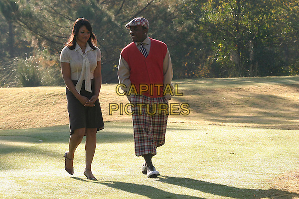 TAMALA JONES & BIG BOI (OUTKAST, ANTWAN ANDRE PATTON).in Who's Your Caddy?  .**Filmstill - Editorial Use Only**.CAP/FB.Supplied by Capital Pictures