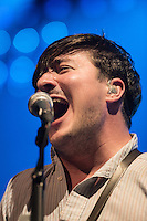Mumford and Sons at The Boston Garden February 6, 2013