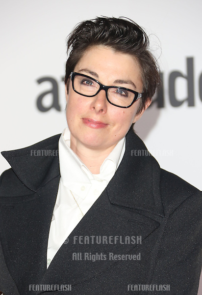 Sue Perkins at the Attitude Magazine Awards 2013 - Arrivals held at the Royal Courts of Justice, London. 15/10/2013 Picture by: Henry Harris / Featureflash