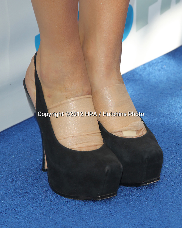 """LOS ANGELES - MAY 12:  Maria Menounos arrives at the """"Wango Tango"""" Concert at The Home Depot Center on May 12, 2012 in Carson, CA"""
