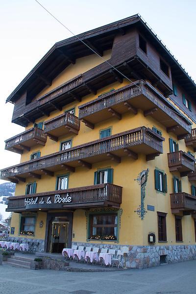 Cortina, Italy, Europe 2014