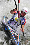 K1 Women final - 2013 ICF Canoe Slalom World Cup 3