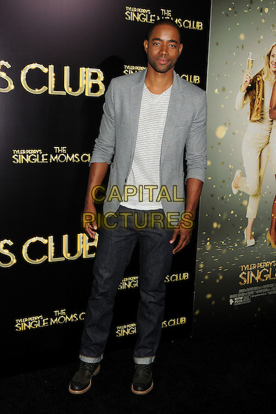 10 March 2014 - Hollywood, California - Jay Ellis. &quot;The Single Moms Club&quot; Los Angeles Premiere held at Arclight Cinemas. <br /> CAP/ADM/BP<br /> &copy;Byron Purvis/AdMedia/Capital Pictures