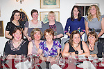 BIRTHDAY GIRL: Noreen Bradley, Tralee enjoying a great time celebrating her birthday with family and friends at Cassidy's restaurant, Tralee on Friday seated l-r: Julie O'Regan, Geraldine Fitzgerald, Kathy Mai O'Sullivan, Mel O'Sullivan and Carmel O'Connor. Back l-r: Caroline Langan, Dawn Joy, Noreen Bradley, Sheila Crean and Sandra Donegan.