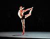 Edward Watson <br /> OBE in Queen Honours 2015 <br /> <br /> Carbon Life<br /> by Wayne McGregor<br /> The Royal Ballet <br /> at The Royal Opera House, London, Great Britain <br /> rehearsal <br /> 5th April 2012 <br /> <br /> CARBON LIFE <br /> Music by Mark Ronson &amp; Andrew Wyatt <br /> design by Gareth Pugh <br /> Lighting by Lucy Carter <br /> Ballet Master Gary Avis<br /> Dance Notator Amanda Ayles <br /> <br /> Singers Boy George , Hero Fisher, Alison MOsshart, Jonathan Pierce &amp; Andrew Wyatt<br /> <br /> Rapper Black Cobain <br /> <br /> <br /> <br /> Edward Watson<br /> <br /> <br /> <br /> Photograph by Elliott Franks