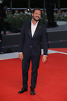 VENICE, ITALY - SEPTEMBER 05: Fabio Troiano walks the red carpet ahead of the Gloria Mundi screening during the 76th Venice Film Festival at Sala Grande on September 05, 2019 in Venice, Italy. (Photo by Mark Cape/Insidefoto)<br /> Venezia 05/09/2019