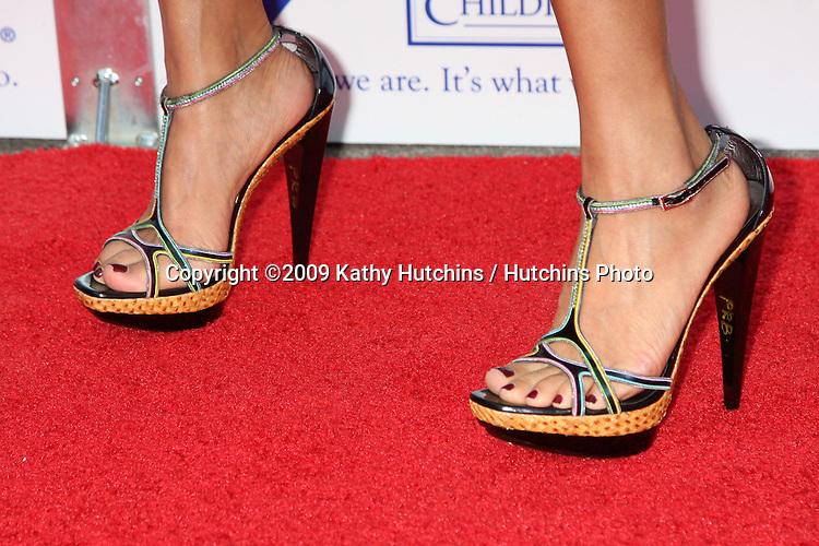 Bai Ling arriving at the 2009 Hero Awards at the Universal Backlot  in Los Angeles, CA  on May 29, 2009 .©2009 Kathy Hutchins / Hutchins Photo..