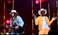 08 June 2019 - Nashville, Tennessee - Bill Ray Cyrus, Lil Nas X. 2019 CMA Music Fest Nightly Concert held at Nissan Stadium. <br /> CAP/ADM/DMF<br /> ©DMF/ADM/Capital Pictures
