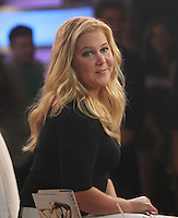 NEW YORK, NY-August 16: Amy Schumer at Good Morning America to talk about her  new book The Girl with the Lower Back Tattoo in New York. August 16, 2016. Credit:RW/MediaPunch