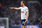 Harry Kane of Tottenham Hotspur during the premier league match at the Wembley Stadium, London. Picture date 14th April 2018. Picture credit should read: Robin Parker/Sportimage
