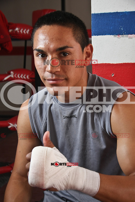 Juan Francisco Gallo Estrada,Mexican professional boxer