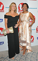 Jo Joyner and Sunetra Sarker at the TV Choice Awards 2018, The Dorchester Hotel, Park Lane, London, England, UK, on Monday 10 September 2018.<br /> CAP/CAN<br /> &copy;CAN/Capital Pictures