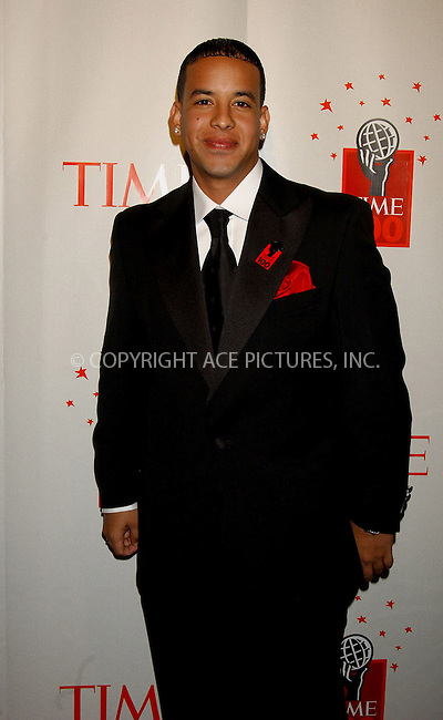 WWW.ACEPIXS.COM . . . . . ....NEW YORK, MAY 8, 2006....Daddy Yankee at Time Magazine's 100 Most Influential People 2006.....Please byline: KRISTIN CALLAHAN - ACEPIXS.COM.. . . . . . ..Ace Pictures, Inc:  ..(212) 243-8787 or (646) 679 0430..e-mail: picturedesk@acepixs.com..web: http://www.acepixs.com