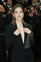 CANNES, FRANCE - MAY 16: Barbara Palvin attends the screening of 'Burning' during the 71st annual Cannes Film Festival at Palais des Festivals on May 16, 2018 in Cannes, France. <br /> <br /> Picture: Kristina Afanasyeva/Featureflash/SilverHub 0208 004 5359 sales@silverhubmedia.com