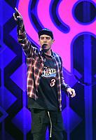 PHILADELPHIA, PA - DECEMBER 5: G-Eazy at Q102's iHeartRadio Jingle Ball at Wells Fargo Center in Philadelphia, Pennsylvania on December 5, 2018. <br /> CAP/MPI/JP<br /> &copy;JP/MPI/Capital Pictures