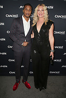 07 March 2018 - Culver City, California - Cory Hardrict, Elisabeth Rohm. &quot;The Oath&quot; TV Series Los Angeles Premiere held at Sony Pictures Studios.   <br /> CAP/ADM/FS<br /> &copy;FS/ADM/Capital Pictures