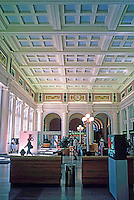 Vancouver: CPR Station, Interior. 1912-14. Barott, Blackeder, & Webster. Photo '86.
