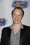 """Sean Dugan (in play) at the Opening Night party of Signature Theatre Company's """"The Illusion"""" on June 5, 2001 at the West Bank Cafe with the play at the Peter Norton Space, New York City, New York.  (Photo by Sue Coflin/Max Photos)"""