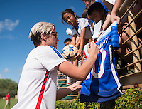 USWNT Training, December 6, 2015