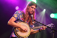 The East Pointers performs at the Cambridge Folk Festival 2018, Cherry Hinton Hall, Cambridge, England, UK on 3rd and 4th August 2018.<br /> CAP/ROS<br /> &copy;ROS/Capital Pictures