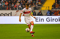 Marc Oliver Kempf (VfB Stuttgart) - 31.03.2019: Eintracht Frankfurt vs. VfB Stuttgart, Commerzbank Arena, DISCLAIMER: DFL regulations prohibit any use of photographs as image sequences and/or quasi-video.