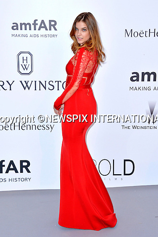 12.05.2015, Antibes; France: BARBARA PALVIN<br /> attends the Cinema Against AIDS amfAR gala 2015 held at the Hotel du Cap, Eden Roc in Cap d'Antibes.<br /> MANDATORY PHOTO CREDIT: &copy;Thibault Daliphard/NEWSPIX INTERNATIONAL<br /> <br /> (Failure to credit will incur a surcharge of 100% of reproduction fees)<br /> <br /> **ALL FEES PAYABLE TO: &quot;NEWSPIX  INTERNATIONAL&quot;**<br /> <br /> Newspix International, 31 Chinnery Hill, Bishop's Stortford, ENGLAND CM23 3PS<br /> Tel:+441279 324672<br /> Fax: +441279656877<br /> Mobile:  07775681153<br /> e-mail: info@newspixinternational.co.uk