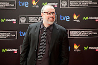 "Director Alex de la Iglesia posses in the photocall of the ""Las brujas de Zugarramurdi"" film premiere during the 61 San Sebastian Film Festival, in San Sebastian, Spain. September 22, 2013. (ALTERPHOTOS/Victor Blanco) /NortePhoto"