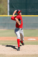 Patrick Corbin - Los Angeles Angels 2009 Instructional League..Photo by:  Bill Mitchell/Four Seam Images..